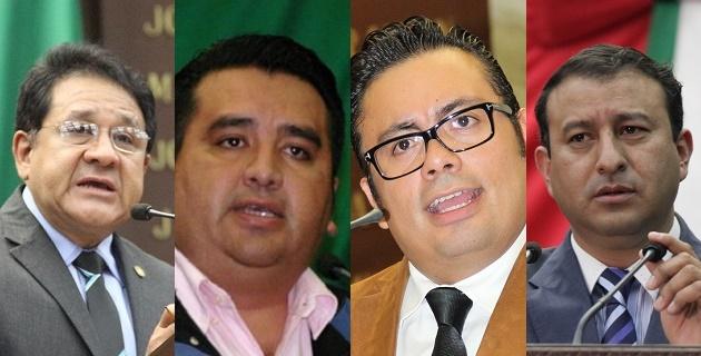 Lo que nos demuestran todos estos pillos diputados que he citado es que su principal interés es su bolsillo, muy por encima de los intereses de los michoacanos
