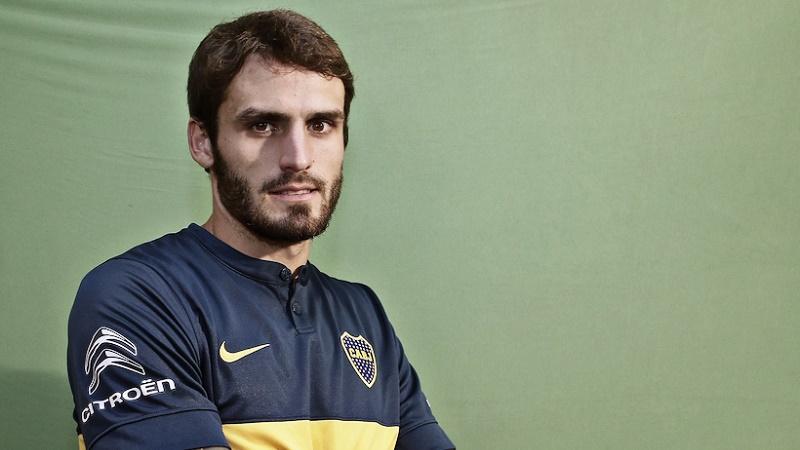 Marco Torsiglieri, jugador de 27 años de edad que surgió en la cantera del Vélez Sarsfield, llegó al conjunto xeneixe en la pasada temporada, proveniente del Metallist ucraniano