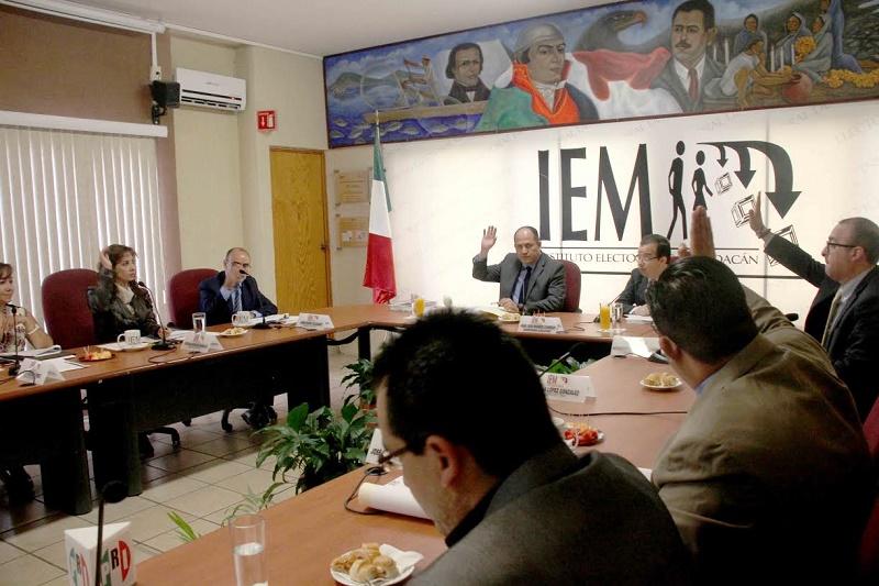 En los informes presentados se dio a conocer que el IEM recibió y dio seguimiento a 135 medios de impugnación y 5 juicios para la protección de los derechos político-electorales del ciudadano