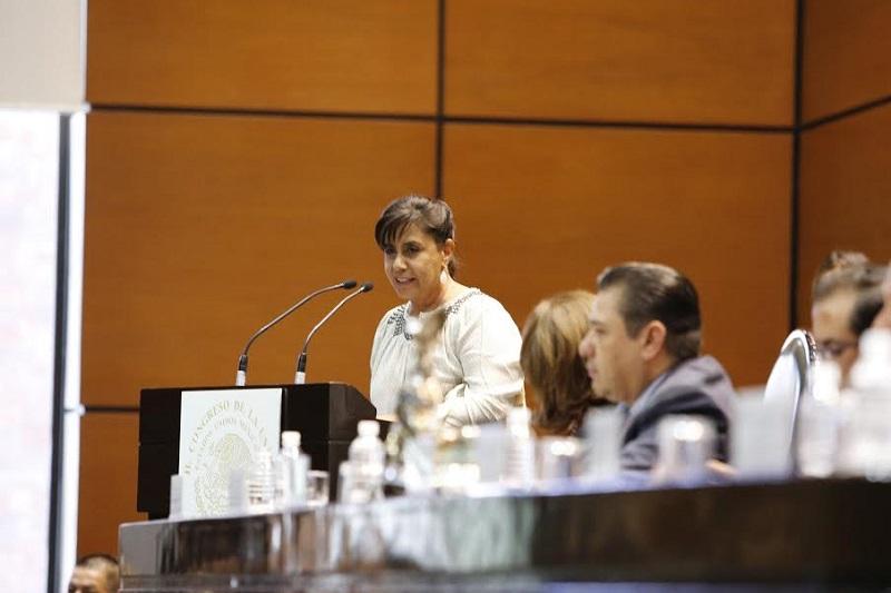 Calderón Hinojosa se congratula la culminación de este proceso legislativo que establece la desindexación del salario mínimo como referencia para fines distintos al estricto cálculo de los trabajadores