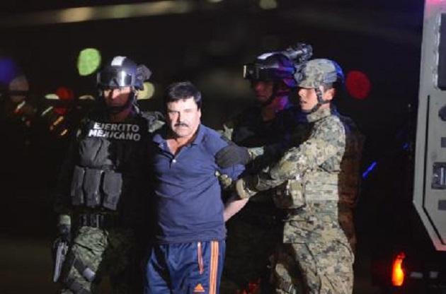 Arely Gómez explicó que tras la fuga del capo el año pasado, las investigaciones permitieron conocer que Guzmán Loera buscaba filmar una película biográfica.
