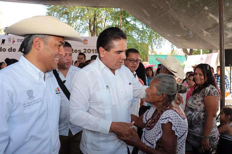 En total, Aureoles Conejo entregó 172 proyectos por un monto superior al millón 658 mil pesos