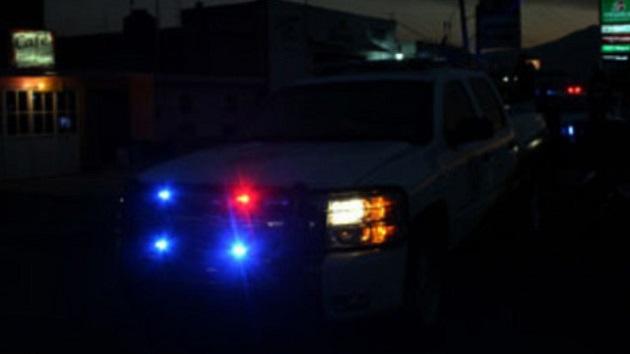 Los hechos tuvieron lugar alrededor de las 22:15 horas en calles de la colonia Morelos