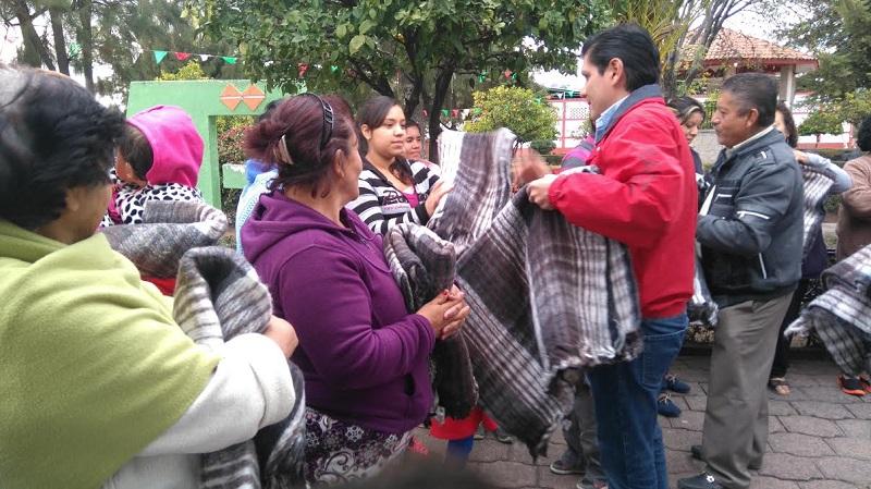 El legislador comentó que esta y otras actividades responden al compromiso que adquirió al ser elegido representante del Distrito 11 de Morelia