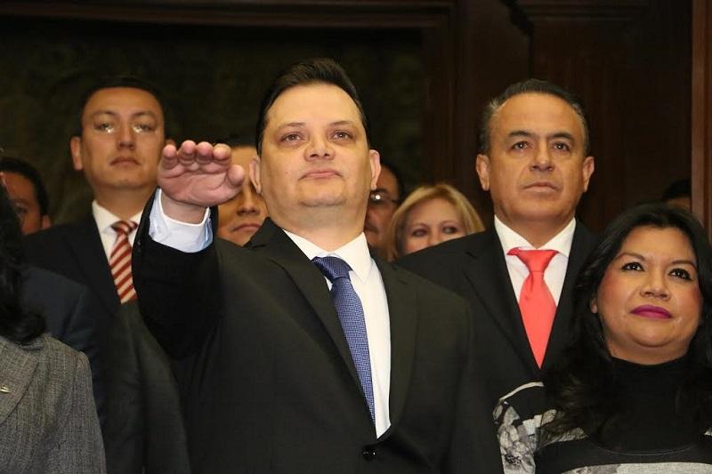 Gómez Trujillo explicó que su integración en las comisiones legislativas aún está por definirse pero en breve, dará a conocer a cuáles estará sumando sus propuestas de trabajo