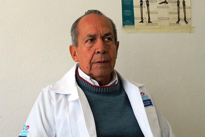 El jefe de la comuna Morelia, Alfonso Martínez, a través del IMDE y su director general, Gustavo Juárez Bedolla, respalda el deporte competitivo y recreativo en personas de la tercera edad