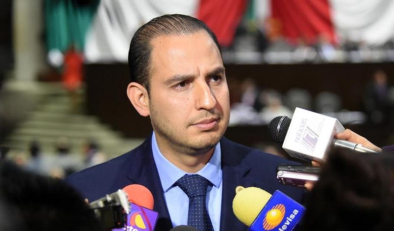 Durante la reunión plenaria del 25, 26 y 27 de enero se aprobará la Agenda Legislativa de Acción Nacional: Marko Cortés