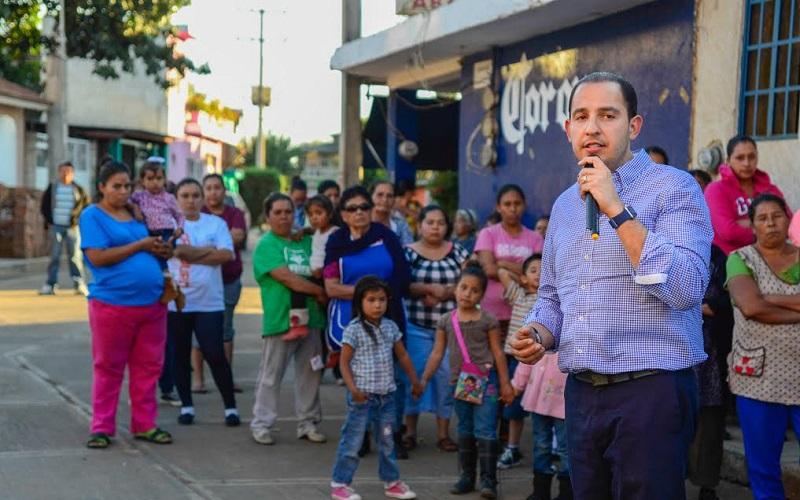 Cerca de 650 mil michoacanos enfrenta la dura situación de no tener dinero para comprar comida: Cortés Mendoza