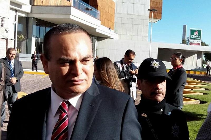 Pese a la dificultad que entraña reducir el número de homicidios en Michoacán, la PGJE seguirá trabajando sobre el tema, asegura José Martín Godoy (FOTO: MARIO REBO)
