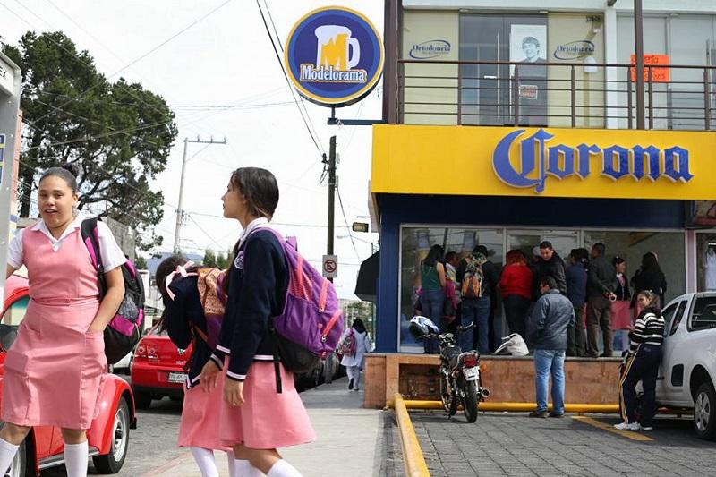 Cabe hacer mención de que a sólo 50 metros de donde abrió la mencionada negociación se encuentra también la Preparatoria Número 3 y a un lado de ésta, la Facultad de Odontología de la Universidad Michoacana
