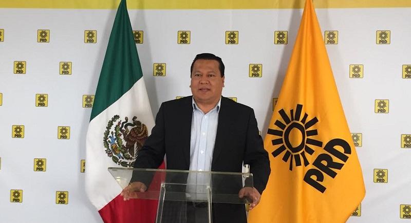 Ya se ven también avances en lo que corresponde al desarrollo económico y al desarrollo social en beneficio del sector productivo y de la sociedad en general: Martín García Avilés