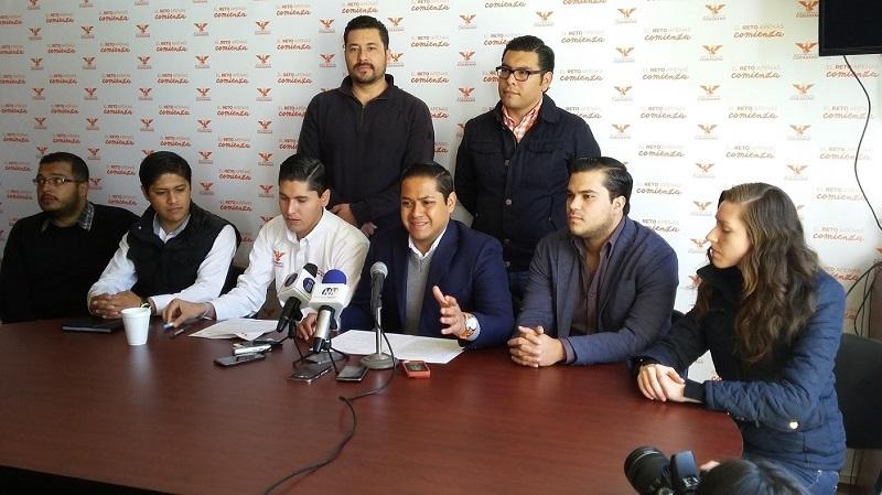 Moncada Sánchez criticó que ahora el negocio del Gobierno de Michoacán sea hacer hologramas a 10 pesos y venderlos a 800