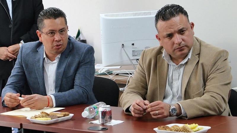 """Eduardo García Chavira señaló que """"todos los servidores públicos debemos trabajar juntos en el combate a la opacidad y las malas prácticas, las cuales desencadenan en corrupción y aprovechamiento ilícito de lo público"""""""