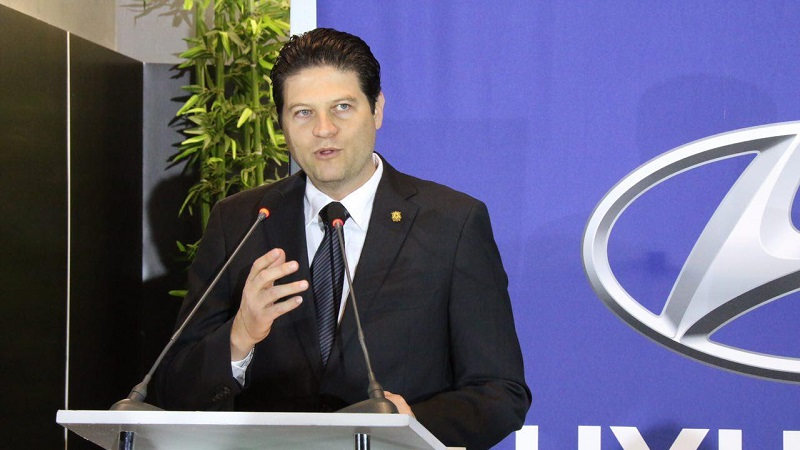 El municipio está en el mejor momento para que las empresas consoliden su capital en la ciudad, ya que goza de características privilegiadas: Martínez Alcázar