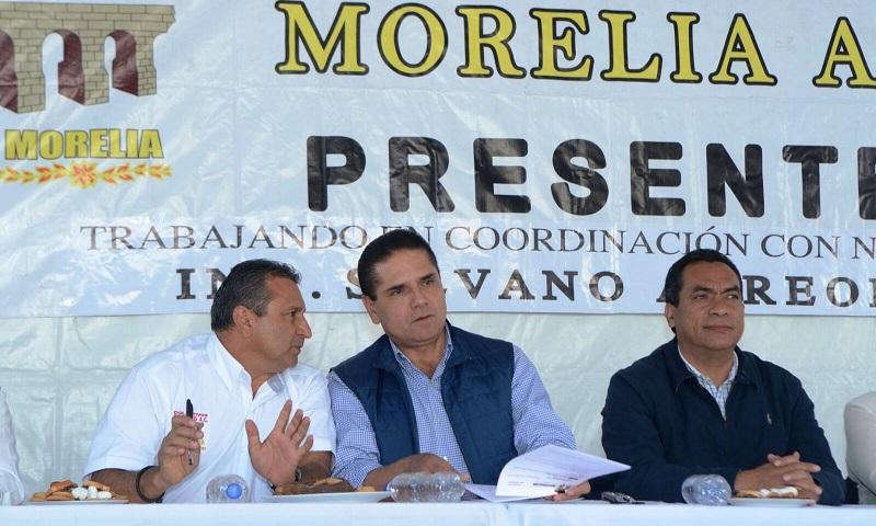 Aureoles Conejo inauguró las instalaciones del consultorio médico y clínica dental en las oficinas del Colectivo Ruta Gris