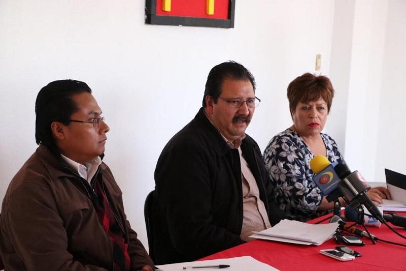 Sandoval Flores también mencionó que este partido ha analizado profundamente el crecimiento fortalecido programado para entonces avanzar en lo individual en los próximos procesos electorales