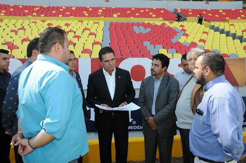 El mandatario consideró que el Papa Francisco dará a las y los michoacanos un mensaje de paz, concordia y reconciliación