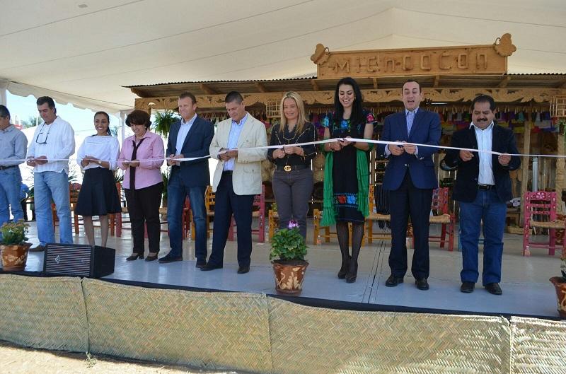 Al evento inaugural estuvieron presentes la Secretaria de Turismo del Estado, Liliana López Buenrostro; Antonio Soto Sánchez, secretario de Desarrollo Económico entre otros funcionarios estatales y empresarios del gremio turístico