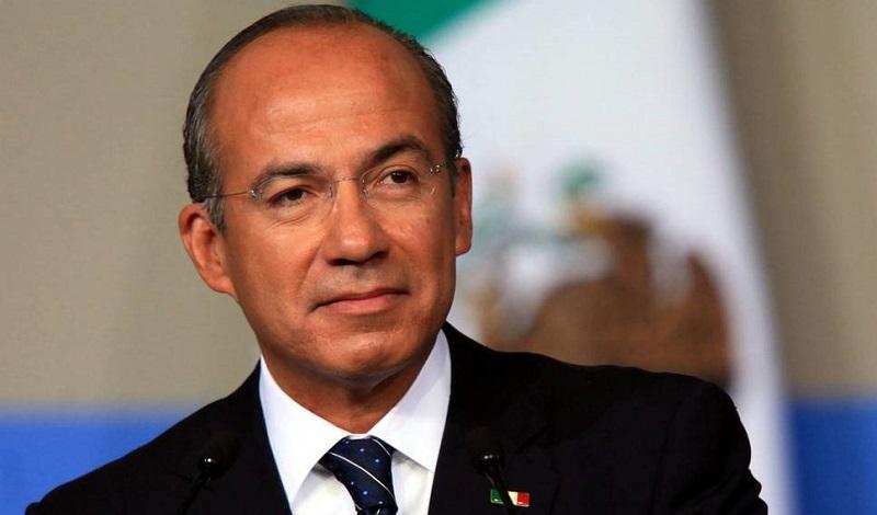 """Calderón Hinojosa dijo que le """"preocupa que llegue a la Casa Blanca alguien con ese sentido tan racista y tan alejado de la realidad"""""""