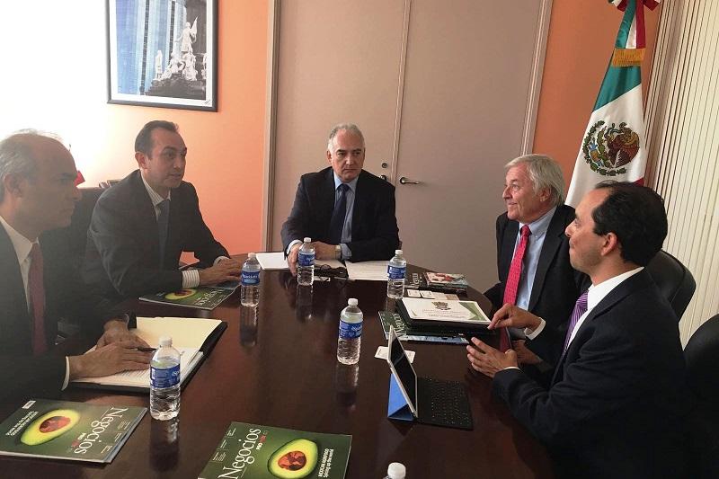 El Gobierno de Michoacán le apuesta a la agroindustria y la metalmecánica: Soto Sánchez