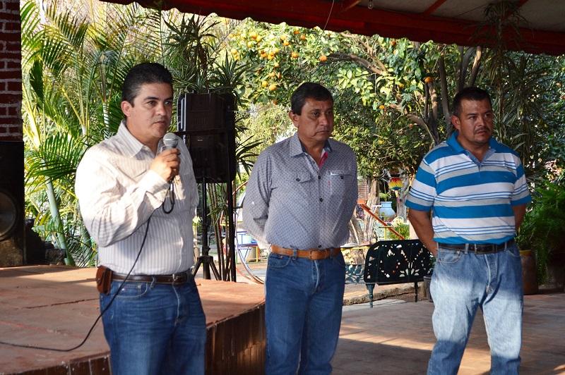 Al modernizar el módulo de riego de Morelia-Queréndaro se beneficiará a los municipios de Zinapécuaro, Indaparapeo y Queréndaro