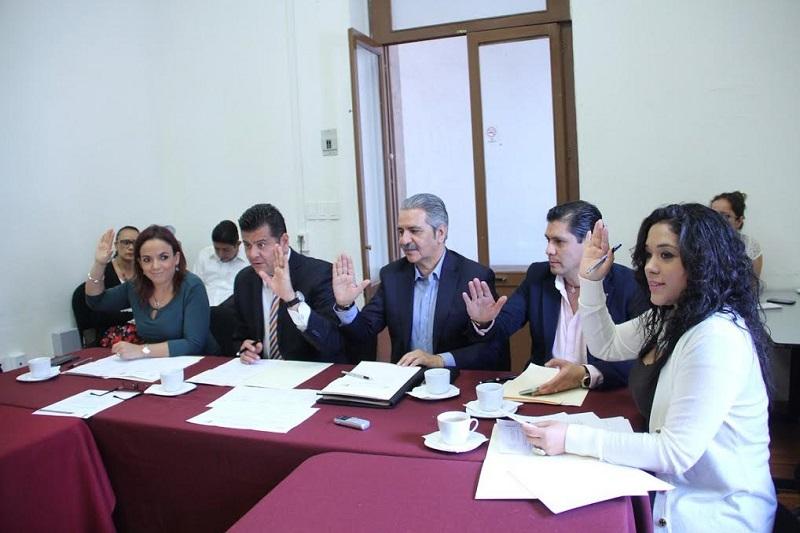 """Las comparecencias se llevarán a cabo el10 de marzo, en el Salón de Recepciones """"Generalísimo Morelos"""" del Congreso del Estado"""