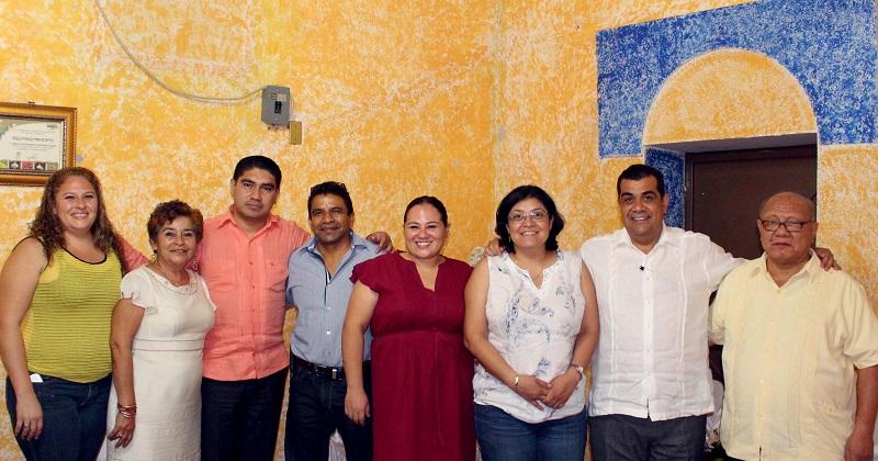 Flores Anguiano comprometió que desde la SICDET se potencializará la vinculación con los actores del sector de innovación, ciencia y desarrollo tecnológico a fin de impulsar la búsqueda de soluciones conjuntas