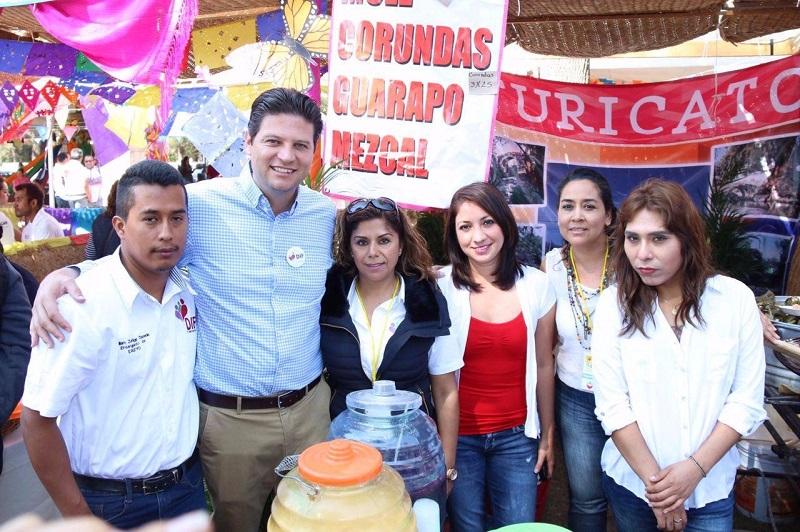 Martínez Alcázar hizo énfasis en que el gobierno que encabeza pone en el centro de las políticas públicas a los ciudadanos