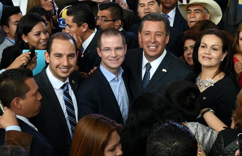 El PAN entregó en 2012 una tasa de crecimiento arriba del 4 por ciento, hoy con el PRI-Gobierno retrocedimos a menos de la mitad, recordó: Cortés Mendoza