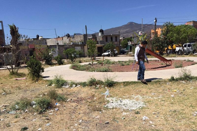 El objetivo inmediato es responder al compromiso del alcalde Alfonso Martínez de continuar las labores a favor de la población, a través del aprovechamiento de los espacios públicos