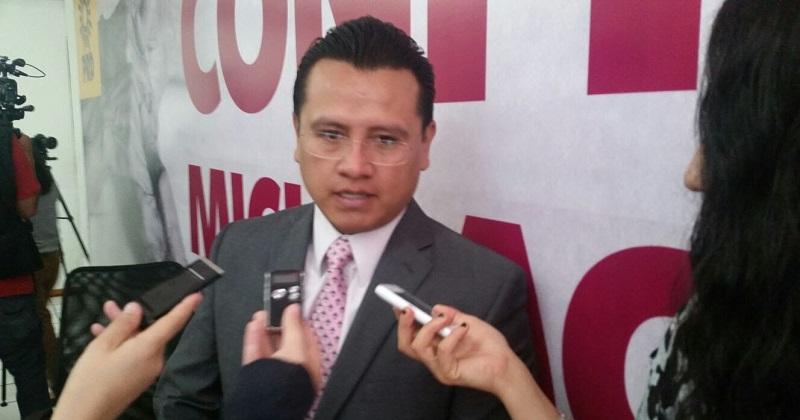 Torres Piña destacó que el Gobierno que encabeza Silvano Aureoles Conejo ha logrado integrar un gabinete paritario