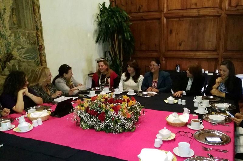 La SICDET acuerda acciones específicas con la Asociación de Mujeres Empresarias