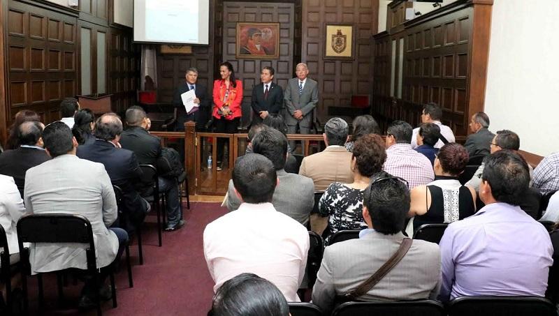 Michoacán se ha destacado por contar con docentes certificados que son llamados para capacitar a operadores de otras entidades