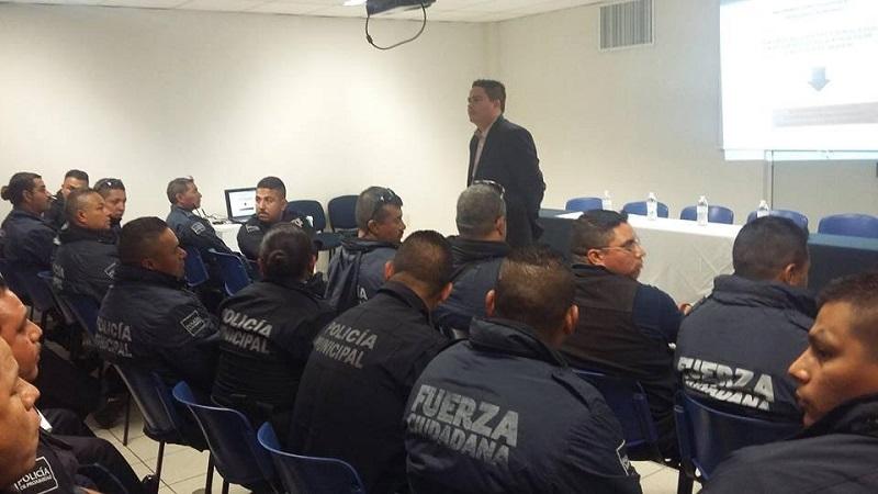 A la fecha también se han efectuado este tipo de actividades en los municipios Churintzio y Zináparo; se espera impactar con estas acciones a más de 350 elementos de seguridad pública de esa región