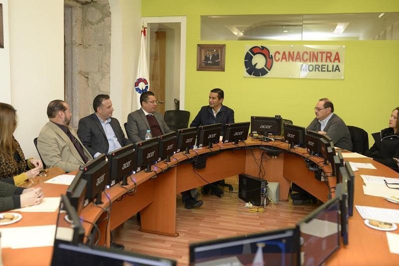 Piden empresarios a diputados del PAN revisar la eliminación del impuesto del 2% sobre la nómina