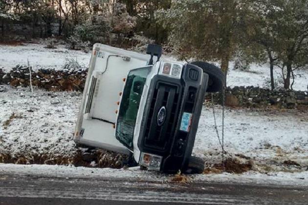 Las bajas temperaturas regresarán por la noche y la madrugada; se recomienda conducir con cautela (FOTO: FRANCISCO ALBERTO SOTOMAYOR)