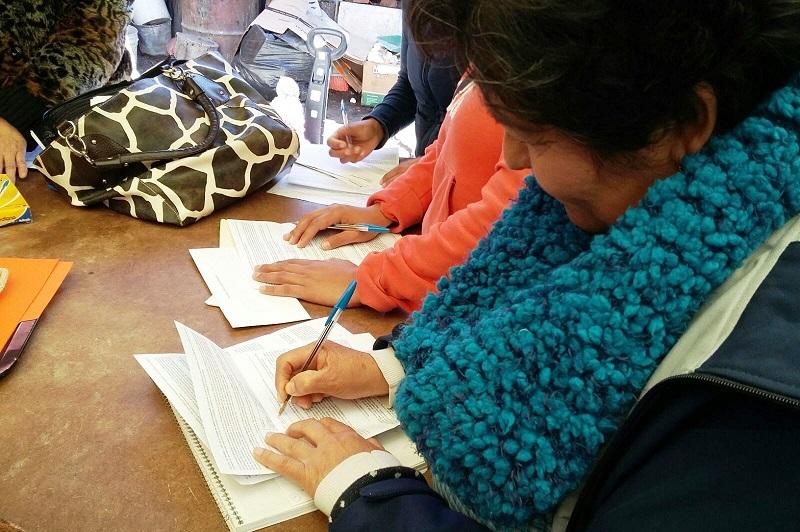 Una de las prioridades de la titular de la Secoem, Silvia Estrada Esquivel, es capacitar a los beneficiarios de los programas sociales para constituir los comités de contraloría social
