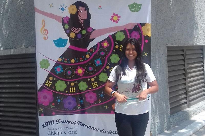El evento se realizó en el marco de XVIII Festival Nacional de Arte y Cultura CECyTE