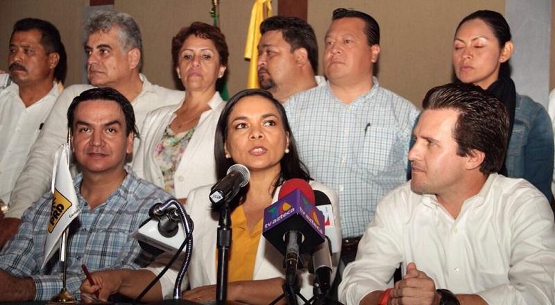 García Avilés destacó que Villahermosa concentra al 42% del padrón electoral de Tabasco, por lo que la victoria perredista representa un golpe muy fuerte, y un mensaje muy claro de la ciudadanía para el líder nacional del Morena