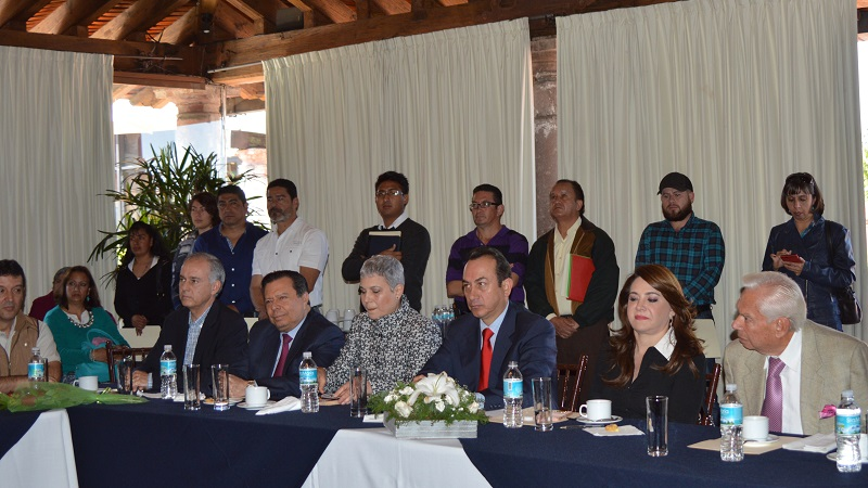 Productores michoacanos participarán en la Feria de la ANTAD; exposición comercial de CODEMI tiene espacios disponibles en la Ciudad de México
