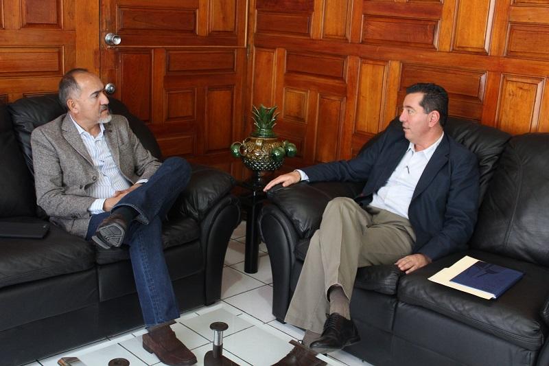 José Juan Domínguez subrayó que Michoacán se encuentra en un momento propicio para aprovechar sus potencialidades en beneficio de las y los habitantes de la entidad