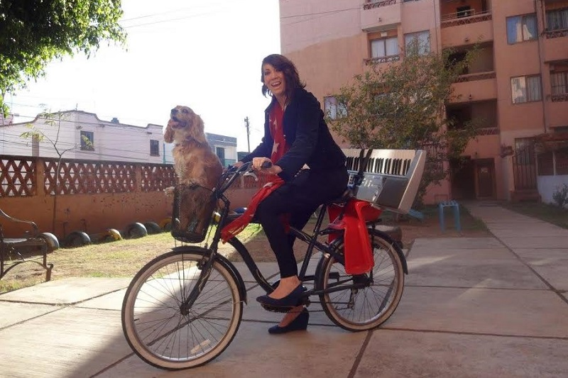 Villegas Soto invitó a todos los ciudadanos a participar en la segunda campaña Lunes en Bici y a utilizar la bicicleta al menos un día a la semana como una forma de transporte alternativo