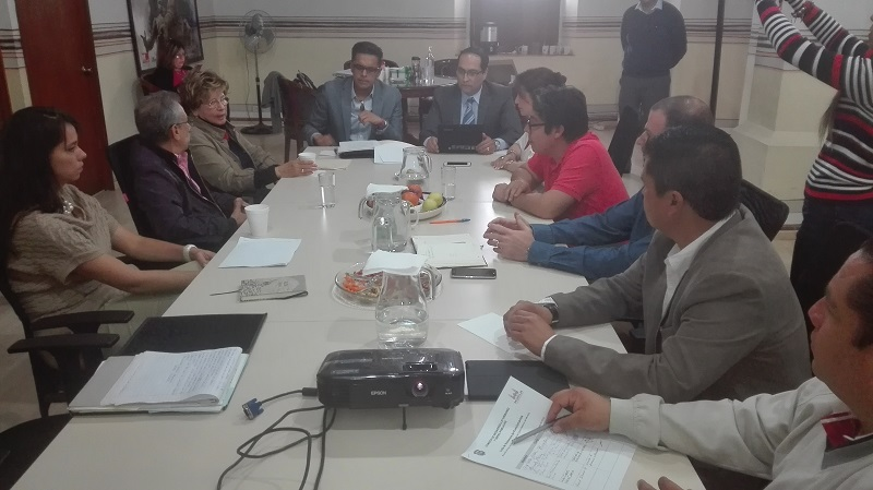Entre las propuestas que se discutieron en la reunión, destacó el mejoramiento de edificios y casas del Centro Histórico, para proyectar la belleza colonial de esta zona de la capital de Michoacán