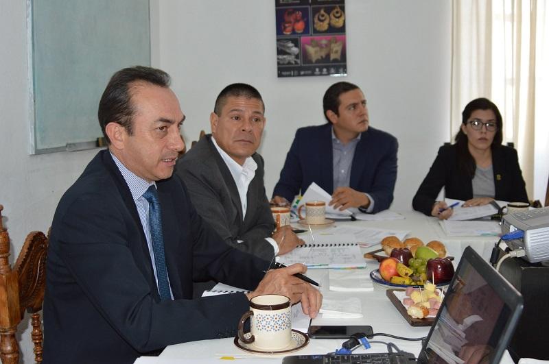 A través de Pro México, las artesanías michoacanas ya están siendo promovidas en los Estados Unidos: Soto Sánchez