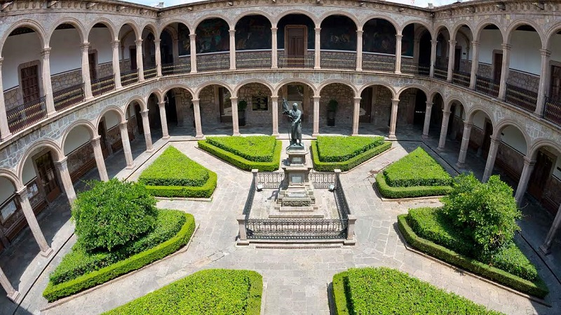 En este periodo vacacional el histórico recinto recibe a los visitantes en horario de 8:00 a 18:00 horas