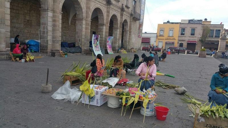 Para el jueves 24, viernes 25 y sábado 26 de marzo, conocidos como Días Santos, únicamente trabajarán 280 comerciantes