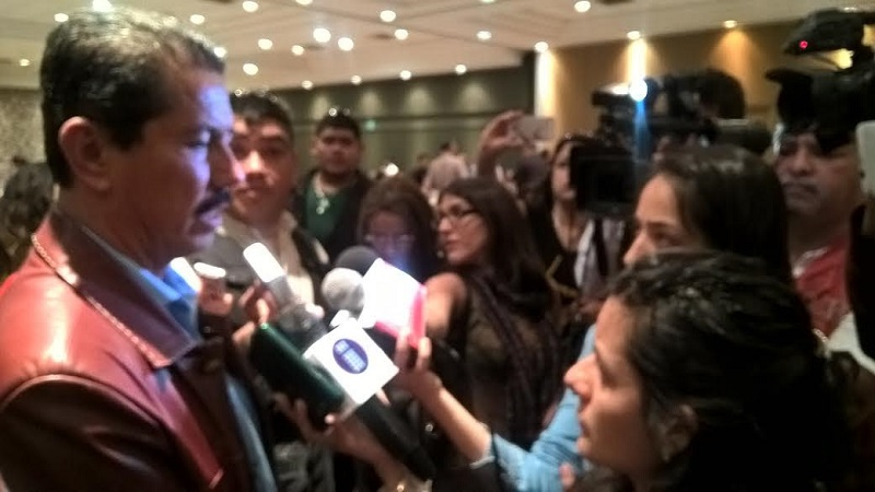 Lo anterior fue dado a conocer por Tentory García, quien detalló que estos recursos se destinaron a productores afectados por sequías 2015 en cuatro municipios