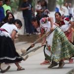El titular de la SPI afirmó que en 449 localidades michoacanas con presencia indígena se desarrollan diversas actividades relacionadas a la Semana Santa