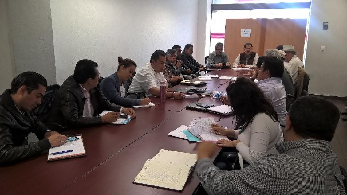 Tentory García manifestó que todas las ideas y propuestas son bienvenidas, sobre todo cuando aportan al desarrollo del campo michoacano