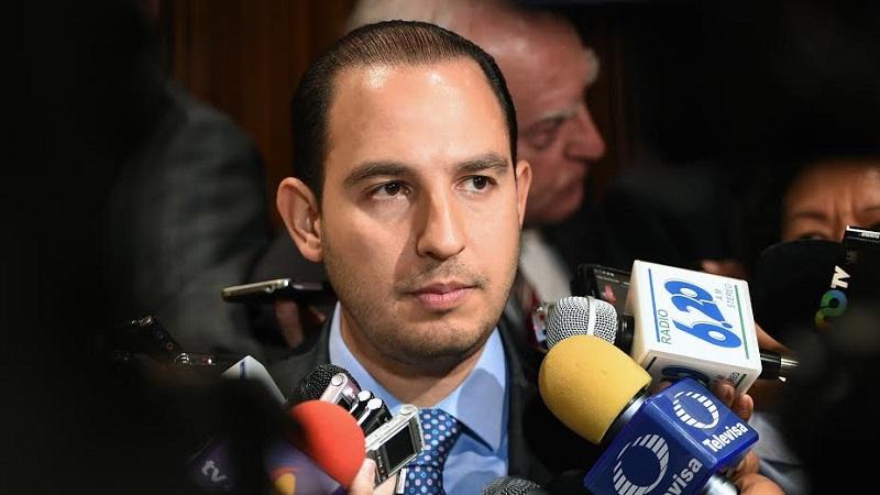 """Llegó la hora de poner un alto a los gobiernos irresponsables, """"donde lo poco cumplido, de lo prometido; es deuda"""": Cortés Mendoza"""